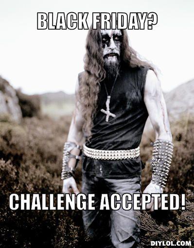 metal memes | Black Metal Meme