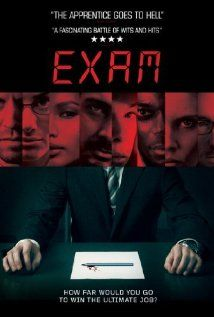 Exam~ Low budget jem. Thrilling and exciting and will have you guessing until the end.