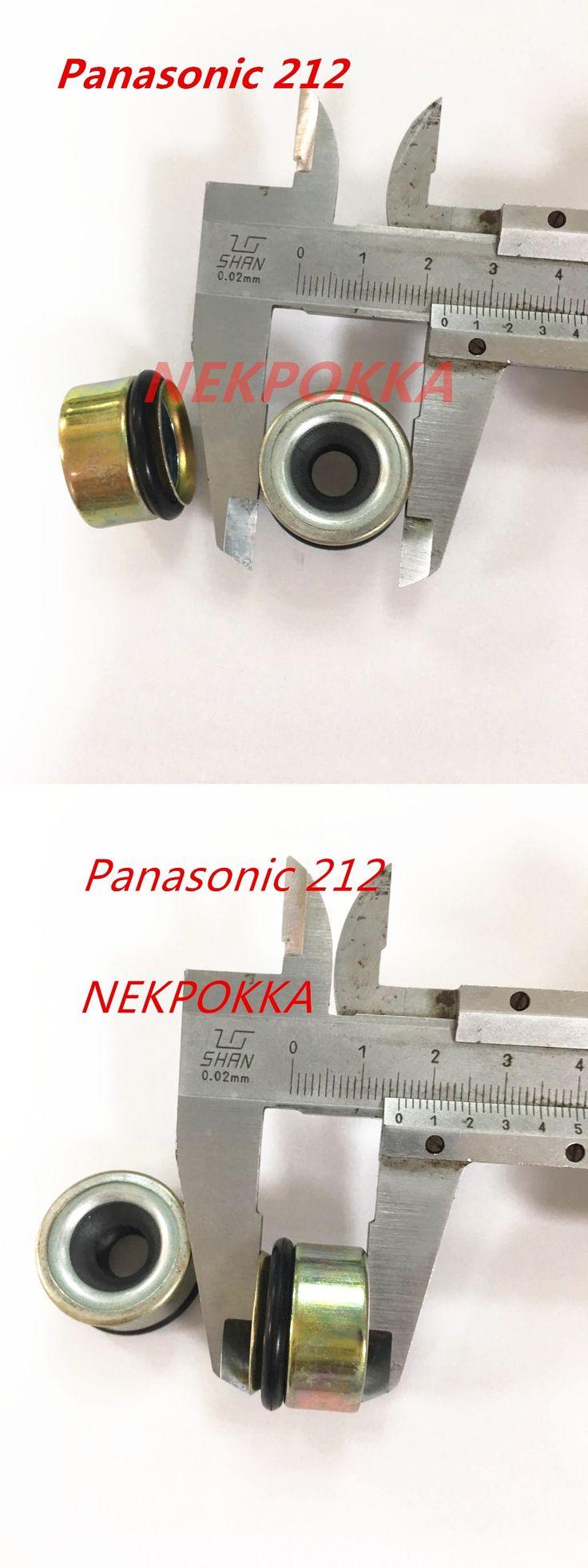 Free Shipping,1piece Automobile air conditioner compressor oil seal,Compressor shaft seal,212 oil seal