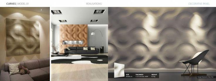 DEKOTUOTE toimittaa laadukkaat, ekologiset ja kestävästä kipsistä valmistetut 3D-seinäpaneelit. Hinnat alkaen 59€/kpl. Tutustu mallistoon ja valitse – jotain omaa ja erilaista. Tiedustelut ja tilaukset: info@dekotuote.fi / 045 345 2345