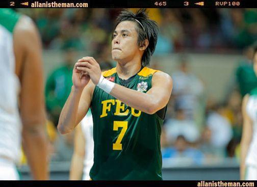 FEU's Terrence Romeo to haters: Wala akong paki | http://www.allanistheman.com/2013/08/FEU-Terrence-Romeo-to-haters-wala-akong-paki.html