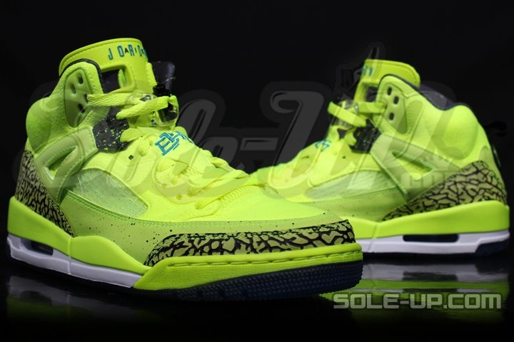 Air Jordan Spiz'ike Black History Month | Sole Collector