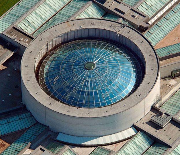 Pinakothek der Moderne, Munich (Germany)