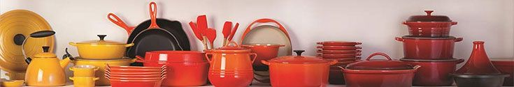 Le Creuset Care and Use Information - I have some Le Creuset that is now 40 yrs. old and is fabulous because I take great care to keep it immaculate.