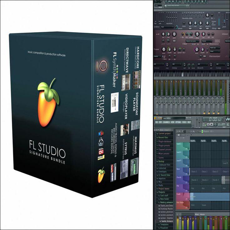 youtube fl studio 11 software