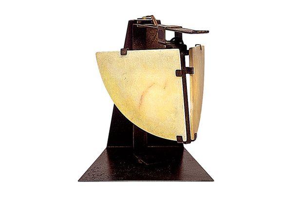 Настольная лампа, дизайнер Пьер Шаро, изготовил Луи Дальбе, 1923