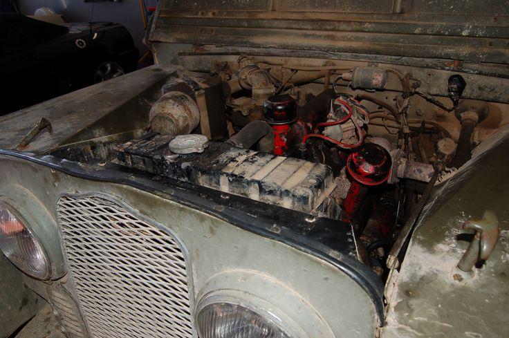 #minerva #jeep #4x4 #restauration #ancetres # renovation minerva 1957 taller mecanico alicante