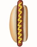 Σχεδόν πάντα θα πάρω ένα hot dog στο exit café!   (Hot dog 60€)