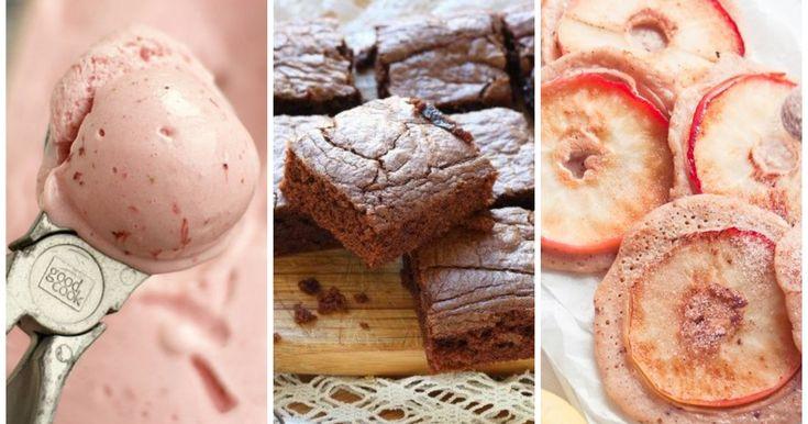 20 clevere Desserts aus nur 3 Zutaten