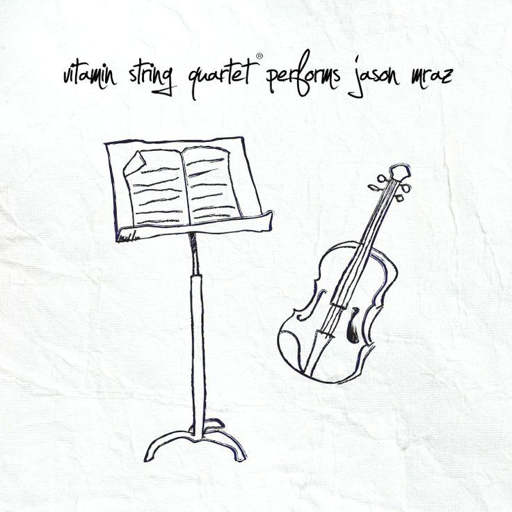 Vitamin String Quartet Performs Coldplay Vitamin String Quartet: 16 Best Jason Mraz ... Album Covers Images On Pinterest