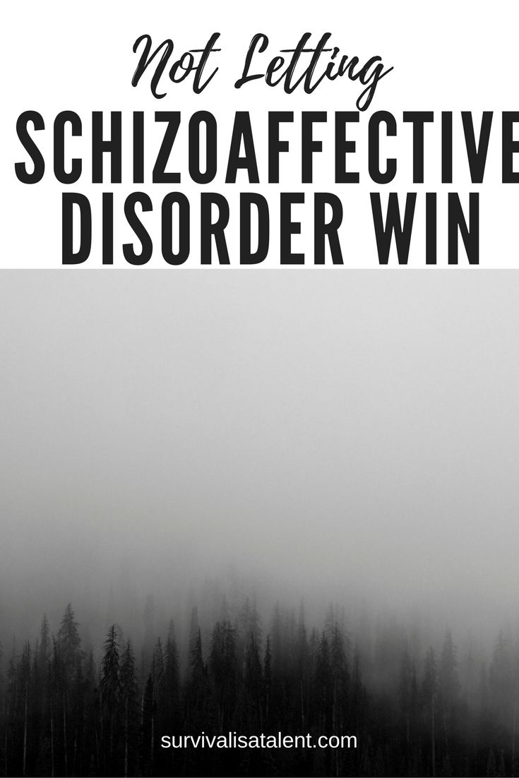 I've been sick on and off for a few years now. I dealt with hallucinations, paranoia, delusions, depression, anxiety, and intrusive thoughts. You name it. I have Schizoaffective Disorder, whi…