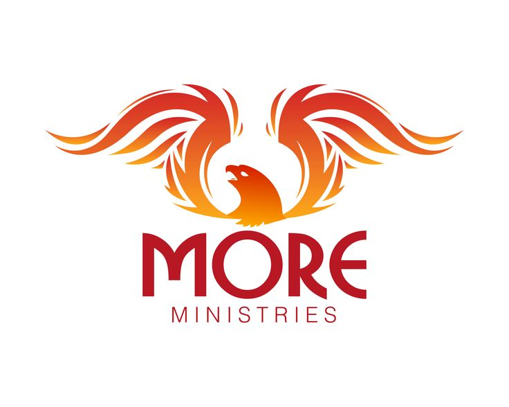More Ministries logo designed through the services of War Cry Studios.