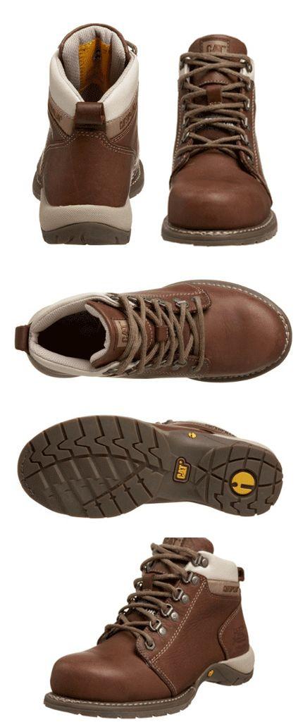 ✯ Caterpillar Women's Carlie Steel Toe Boot  ✯ xone of best selling steel toe boots for women #steeltoebootsforwomen