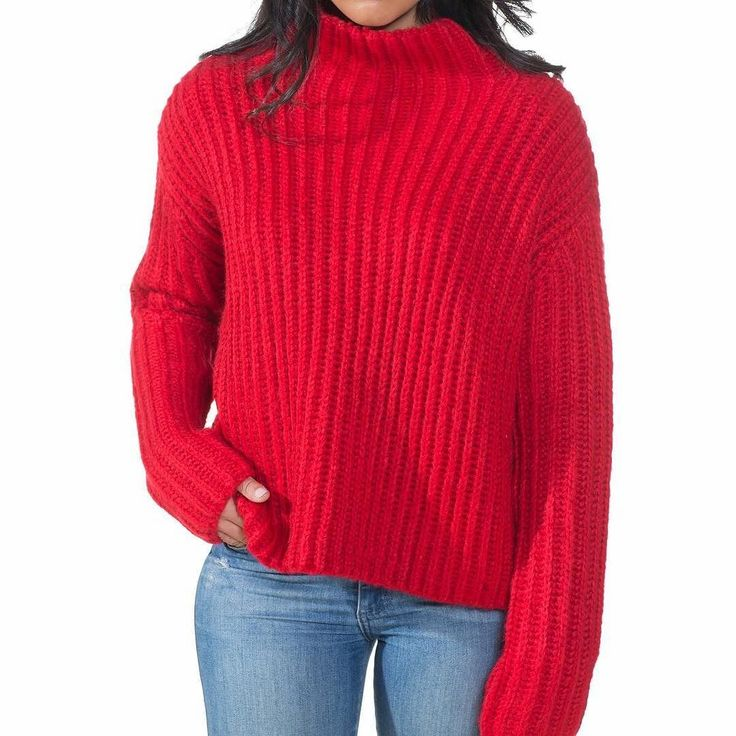 The Syphon Knit $79.95  #smitten #knitwear #knit #ootd #styleinspiration #picoftheday #fashion #fashionblogger #trend #love #newarrival #jumper #cableknit #portfairy #winter #warrnambool #victoria #australia #beautiful #red #ribbedknit by lovehermadlyboutique