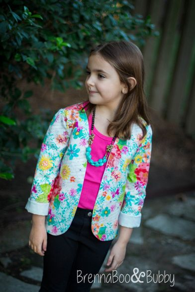 27 best Girl\'s Jackets images on Pinterest | For girls, Pdf sewing ...
