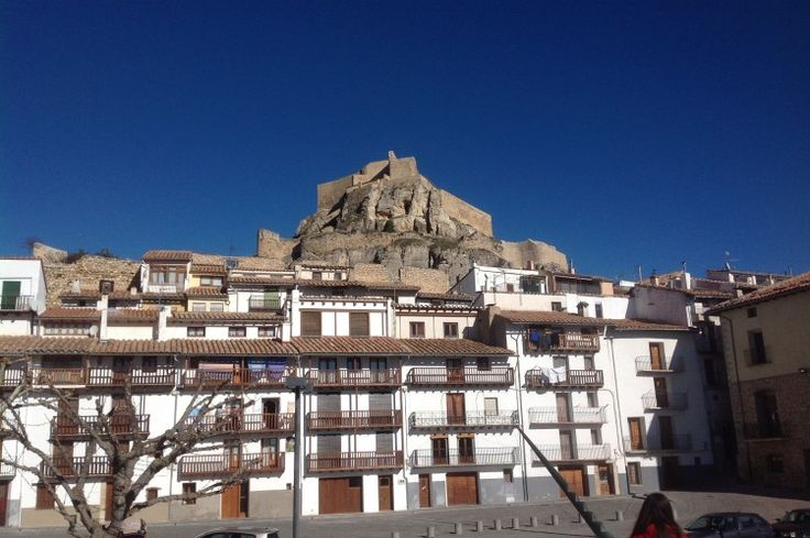 Morella, a great weekend escape when you live in Valencia.