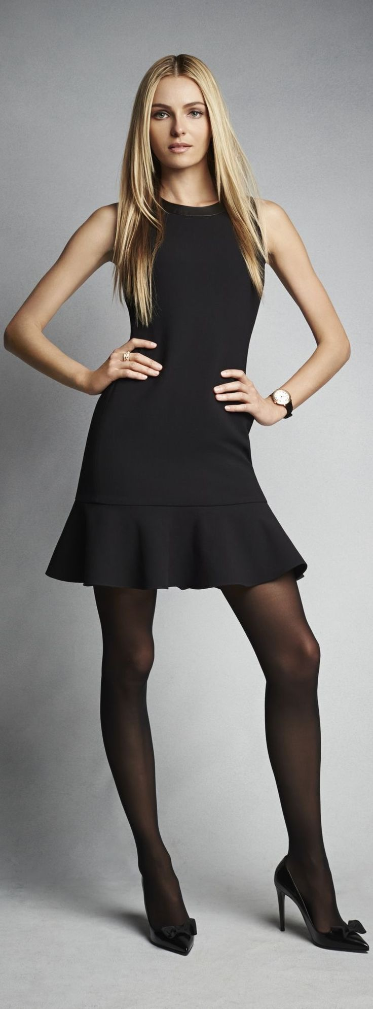 211 besten Clothing-Black-Dresses Bilder auf Pinterest