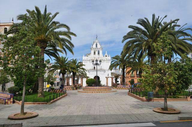 Plaza del Cristo.