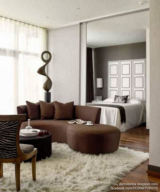 56 best Decoración de dormitorios matrimoniales images on Pinterest - decoracion de recamaras matrimoniales