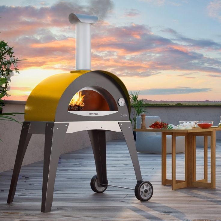 Alfa Forno Ciao Wood Fired Pizza Oven