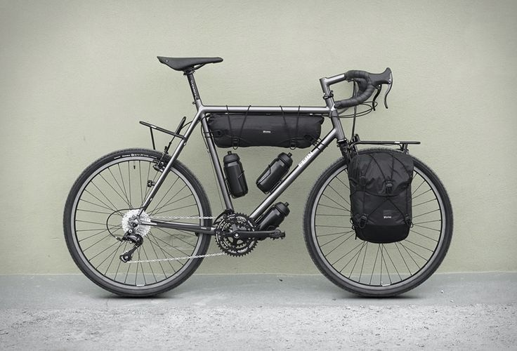Fern Touring Bike, this is Bug Out Bike?