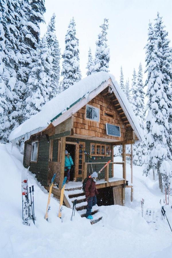 Check Out These 22 Stunning Must See Winter Cabins Aframecabin Cabin Winter Cabin Architecture
