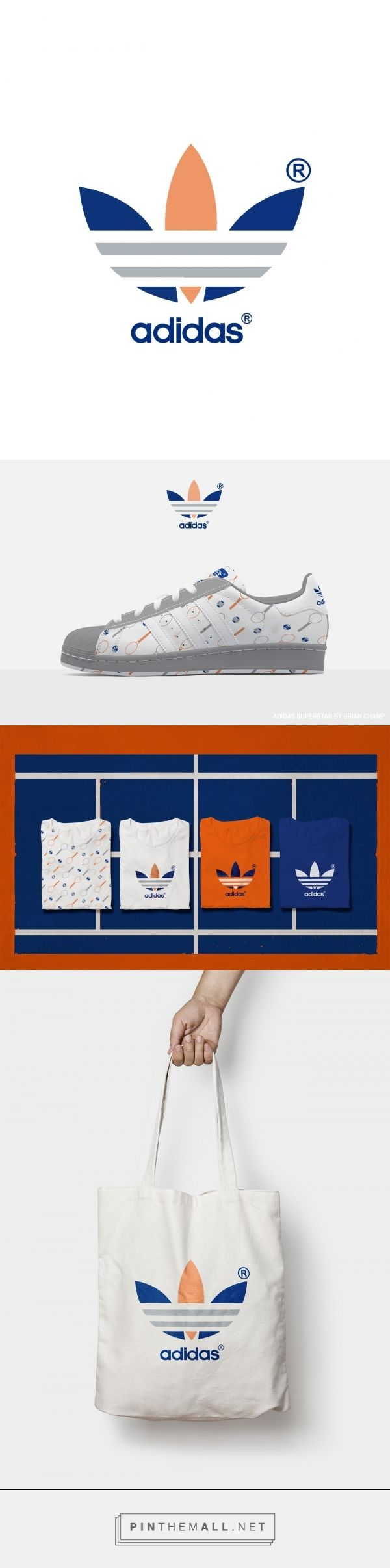 Adidas Superstar Concept by Brian Champ