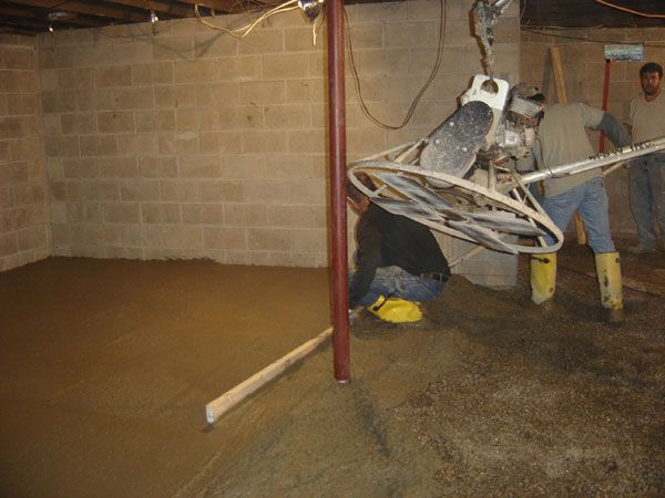 Beautiful Basement Waterproofing atlanta