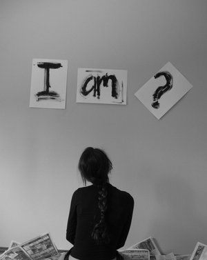 Being something I'm not. | Life of a Maybe Borderline. | Repinned by Melissa K. Nicholson, LMSW http://www.adoptioncounselinggr.com