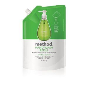 Method Gel Hand Wash Refill 34oz, Cucumber (Pack of 2) - See more at: http://supremehealthydiets.com/category/beauty/skin-care/hand-nail-skin-care/#sthash.uZP8hUrQ.dpuf
