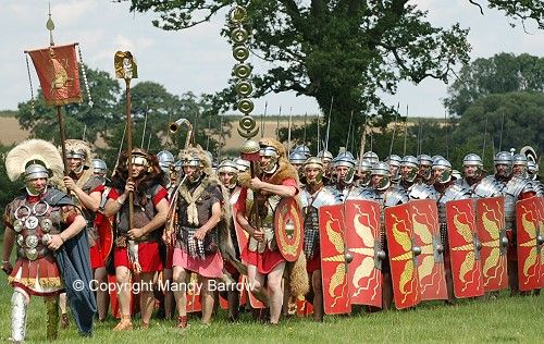 roman soldiers for kids pictures and information