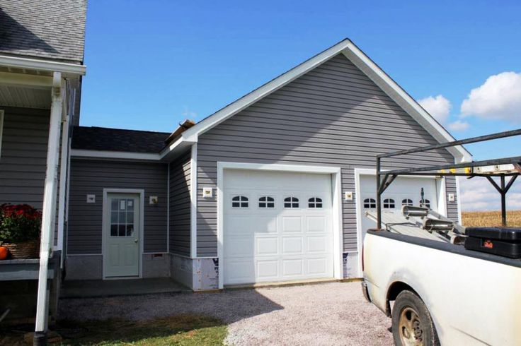 Attached garage additions ideas best attached garage for Carport apartment plans
