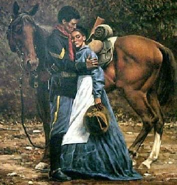 """The Promise"" by Don Stivers: Action Pictures, Wild, Western Art, Art Prints, Marriage Art Photos, American Values, Favorite Art Artists, Cival War 1861 1865 And, Art Speaks"