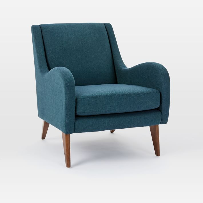 Sebastian Chair In 2020 Living Room Chairs Teal Accent Chair