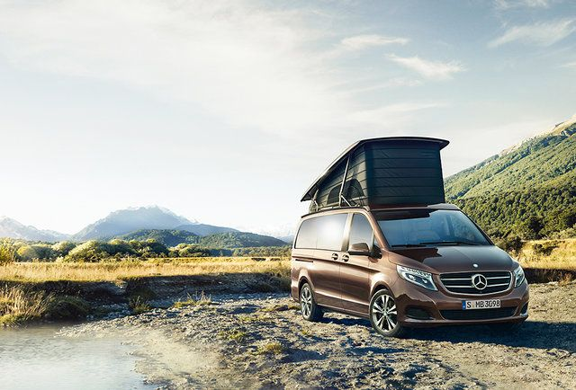 The world's best campers and RVs