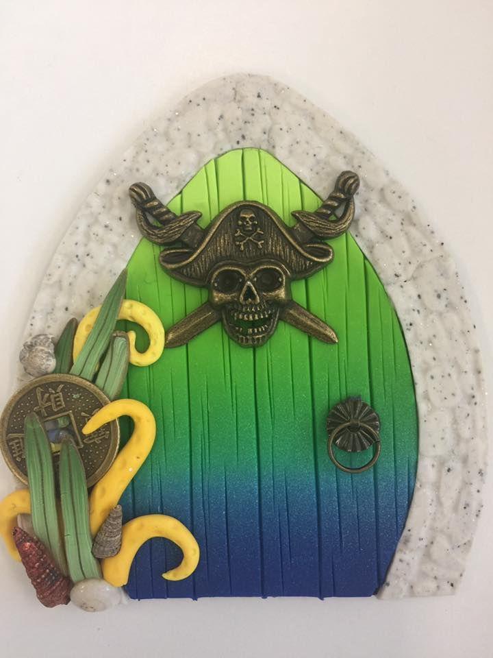 Magical Pirate Doors!