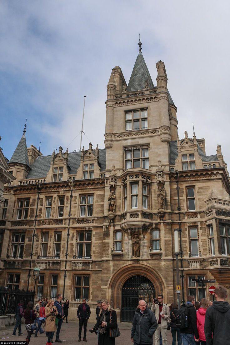 Old building, Cambridge