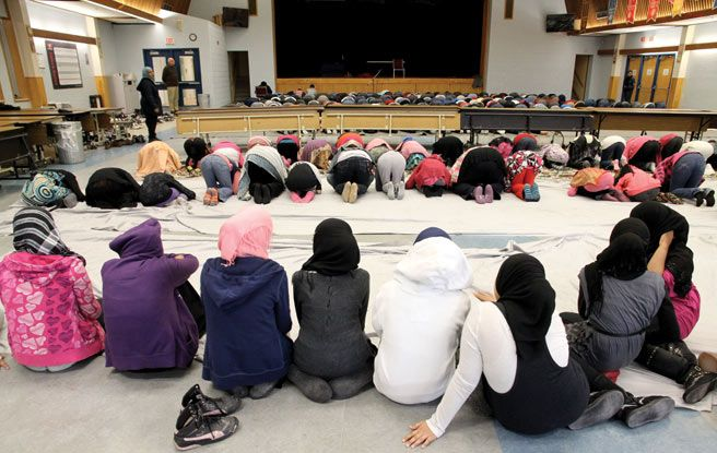When the principal at Valley Park Middle School allowed 400 Muslim students to pray in the lunchroom, he thought he was being progressive. What he got was