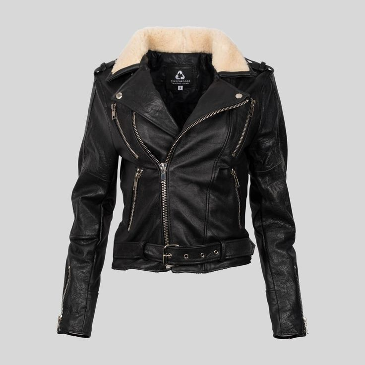 The 9 Best Sustainable And Recycled Leather Jacket Brands Leather Jacket Brands Jacket Brands Leather Jacket