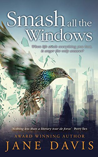 """When a deathly tragedy happens, we often think only of those who died. But they aren't the only victims. In Jane Davis' newest novel """"Smash all the Windows"""" she investigates the way the ripples of such an event increase the circle of victims. See what I thought of this book in my review, here."""