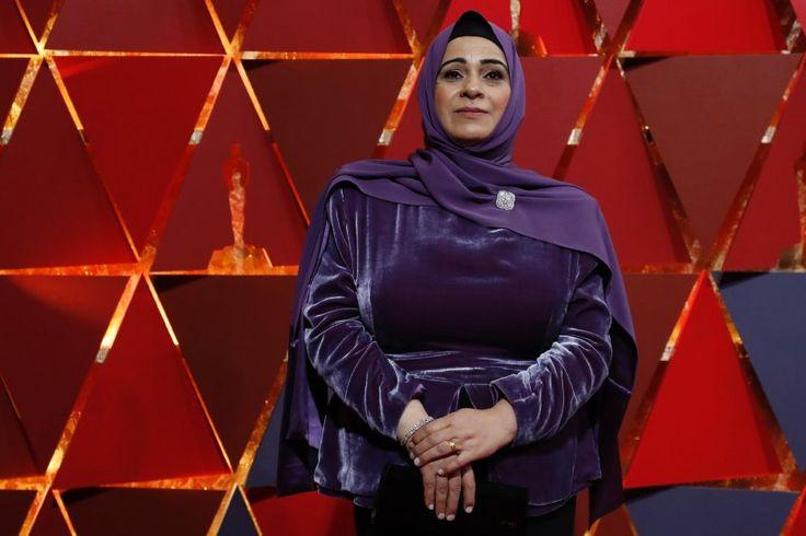 """Hala Kamil, über die der Dokumentarfilm """"Watani: My Homeland"""" gedreht wurde."""