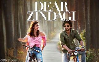 Dear Zindagi Movie All Songs Lyrics: Starring Shah Rukh Khan And Alia Bhatt. Dear Zindagi is a comedy drama film directed by Gauri Shinde and produced by Gauri Khan And Karan Johar.