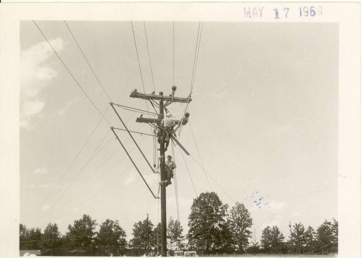 Duck River Electric Linemen 1968