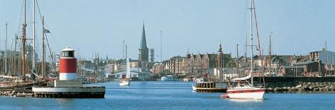 Sights in Aarhus