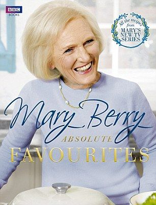 Easy-cook recipes from the book of Mary's new TV series.