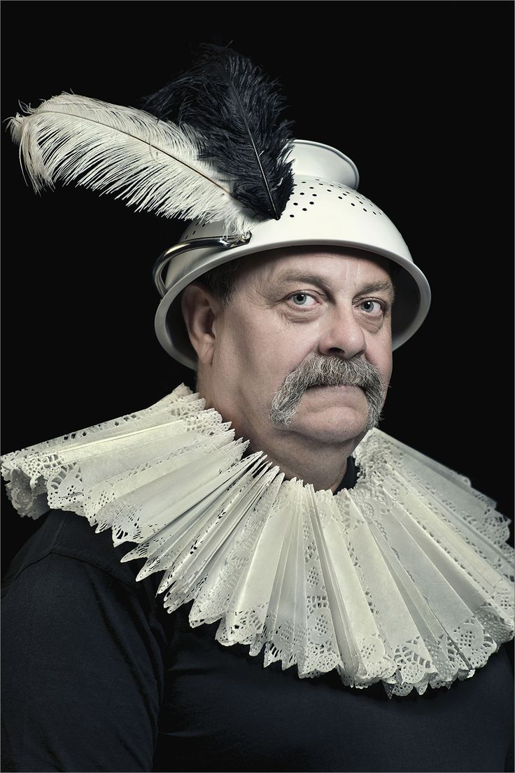 Hendrik Kerstens humorous take on Dutch painting - http://www.nytimes.com/2009/08/07/arts/design/07photos.html?_r=0