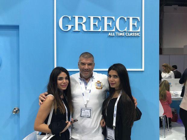 Ολοκληρώθηκε η αποστολή της MTC GROUP στην έκθεση Arabian Travel Market στο Dubai