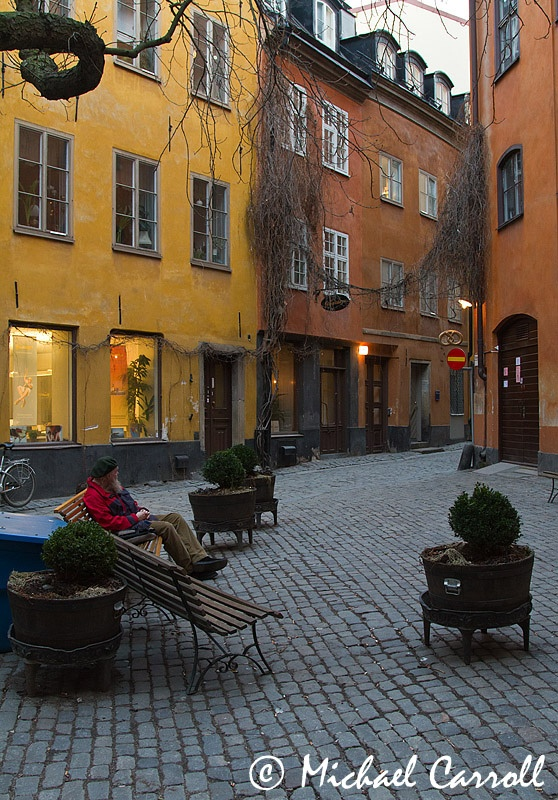 Stockholm #5 by mikka631, via Flickr