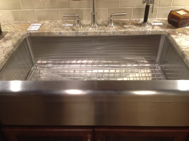 79 Best Products For Your Kitchen Images On Pinterest Stainless. Franke  Mhx710 33 Manorhouse Stainless Steel ...