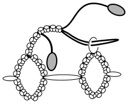 Jane Eborall: Tips & Techniques - Split Rings and SSSR #tatting #technique